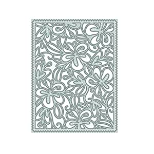 Tonic Studios 1332E Patterned Panels - Floral Blooms