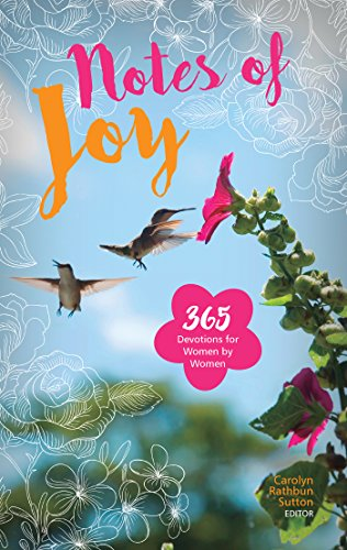 Notes of Joy Woman's Devotional