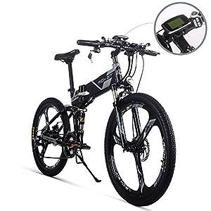 elektrisch faltende mountainbike m nner radfahren mtb. Black Bedroom Furniture Sets. Home Design Ideas