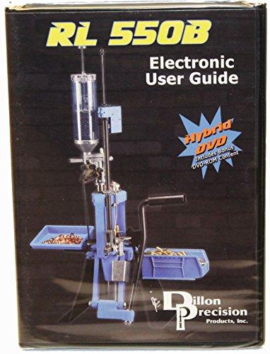 Dillon Precision 19483 RL550B Instructional DVD 550B DVD-...