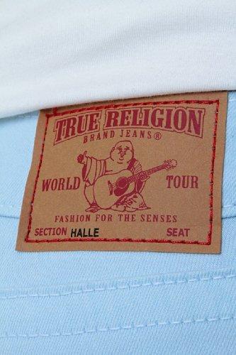 True Religion Vaqueros Skinny HALLE HIGHER RISE SK Celeste