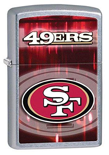 San Francisco 49ers NFL Zippo Lighter by Zippo