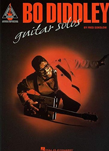 Bo Diddley - Guitar Solos (Guitar Recorded Versions) (Bo Guitar Diddley)