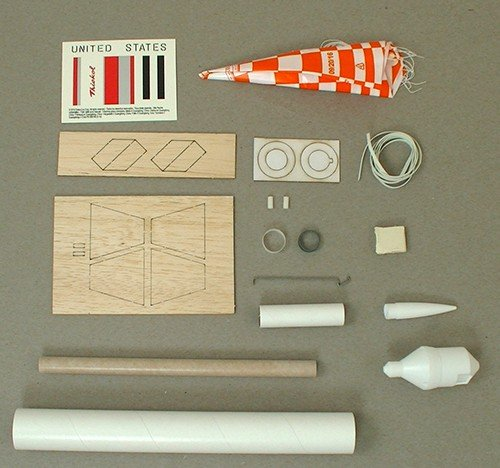 Estes Flying Model Rocket Kit Nike Apache 7254 by Estes (Image #2)