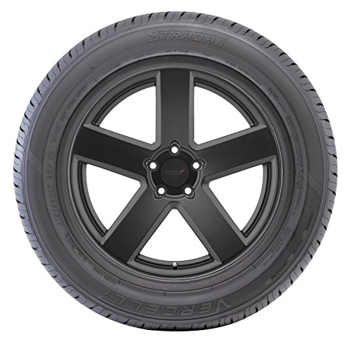 Vercelli Strada I All-Season Radial Tire - 255/60R19 109H by Vercelli (Image #2)