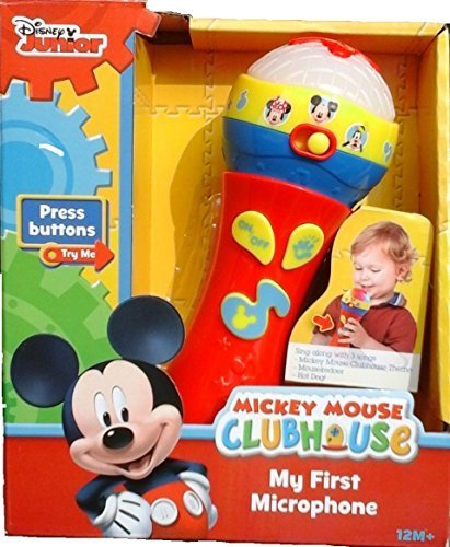 Disney Junior Mickey Clubhouse Microphone
