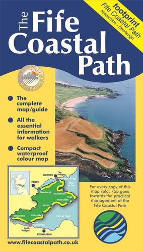 Coastal Path - Fife Coastal Path (Footprint Map & Guide)