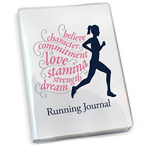 Day By Day Run Planner   Running Journals By Gone For A Run   Believe Running Girl