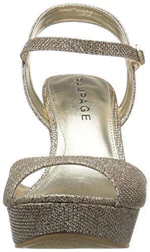 Sandal Crissy Rampage Wedge Glitter Blush WoMen qtZZBx8Rw