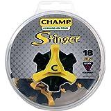 Champ Scorpion Stinger Q-Lok 18 Count Golf Spikes