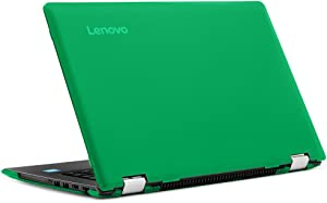 "mCover Hard Shell Case for New 14"" Lenovo Ideapad Flex 4 14 (4-1470/4-1435/4-1480, NOT Compatible with Newer Flex 5/6 Series) Laptop Computers (Green)"