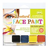 Glob Natural Face Paint Set - 5 Colors