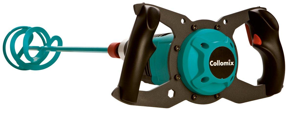 Collomix 20400 Mezcladora manual con anclaje r/ápido de varilla de 1010 W de potencia HEXAFIX 230 V