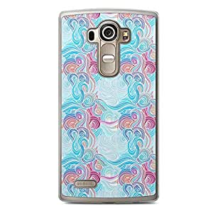 Clouds 10 LG G4 Transparent Edge Case - Clouds Collection