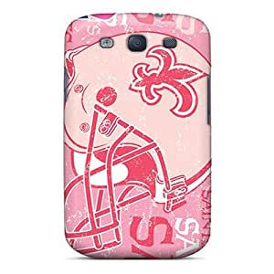 KcD13892rNwT Phone Cases With Fashionable Look For Galaxy S3 - New Orleans Saints