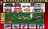 Life-Like  Trains Battery Operated Smoke Stack Express Train Set