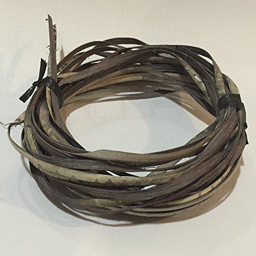 Rattan Cane for Repair Rattan Furniture Color Dark Brown (Kit Repair Wicker Furniture)