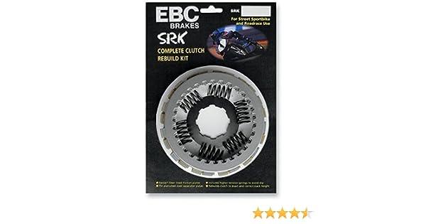 Amazon.com: EBC Brakes Complete Clutch Kit for Honda Grom / Grom SF - Fibers, Steels, Springs: Automotive