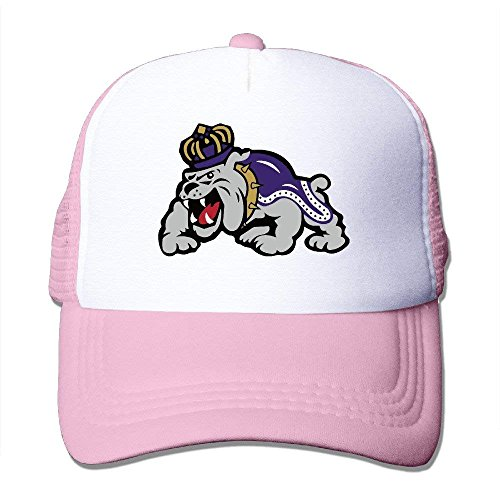 TOGEFRIEND JMU Mesh Hat Trucker Baseball Cap
