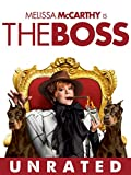 DVD : The Boss (Unrated)