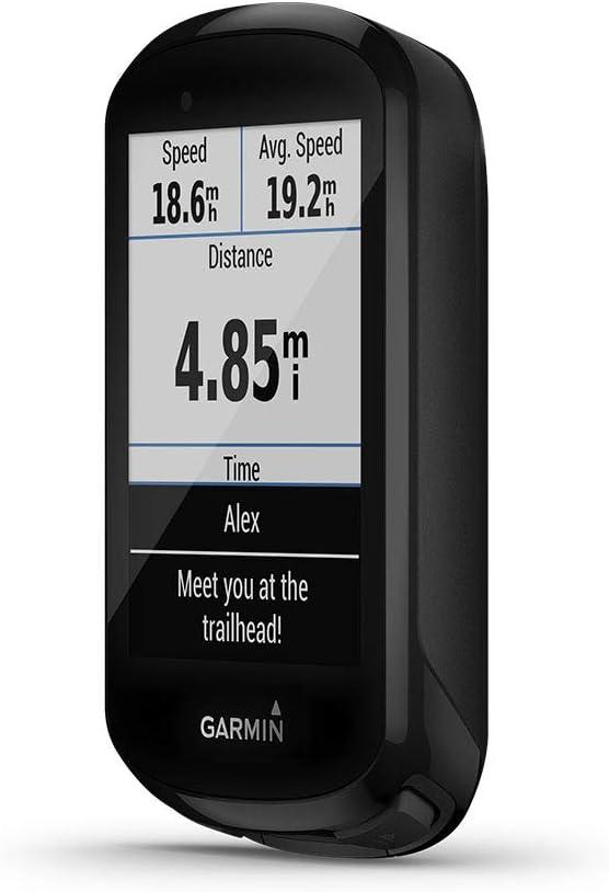 Garmin Edge 830 Mountain Bike Bundle, Performance Touchscreen GPS Cycling/Bike Computer