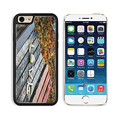 Liili Premium Apple iPhone 6 iPhone 6S Aluminum Backplate Bumper Snap Case iPhone6 IMAGE ID: 16439076 Coral love on the (Iphone6 Porch)