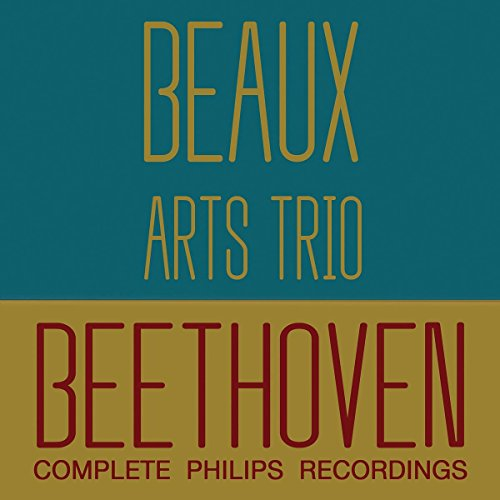 Beethoven - Complete Piano Trios [10 CD]