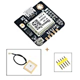 GPS Module GPS NEO-6M(Arduino GPS, Drone Microcontroller, GPS Receiver) Compatible with 51 Microcontroller