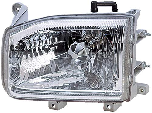 Dorman 1590826 Driver Side Headlight Assembly For Select Nissan Models ()