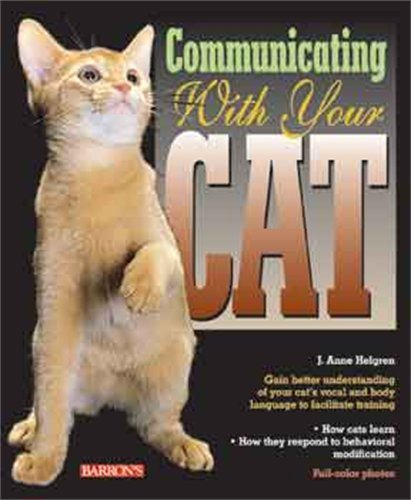 Communicating with Your Cat (Pets Miscellaneous)
