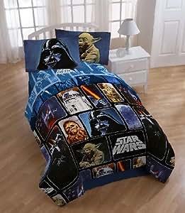 Star Wars Comforter in Twin / Full Size
