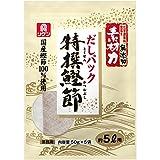 RIKEN material power soup pack Tokusen dried bonito flakes (50gX5P) 250g