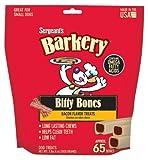 Barkery Bitty Bones Bacon Flavor 36-Ounce, My Pet Supplies