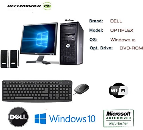 desktop complete computer package - 6
