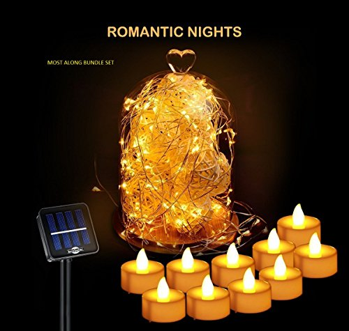 Led Candle Light String