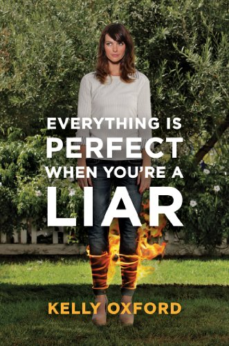 Everything Is Perfect When You're a Liar cover