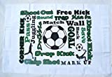 Personalized Soccer Chatter Standard Pillowcase
