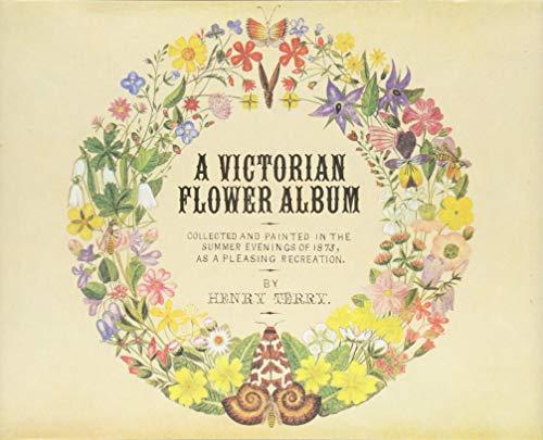 A Victorian Flower Album ()