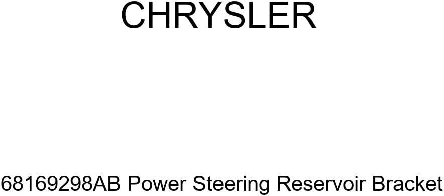 Genuine Chrysler 68169298AB Power Steering Reservoir Bracket