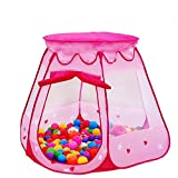 Portable Kids Play Tent, Indoor Outdoor Children Toys Playhouse for Boys Girls Play
