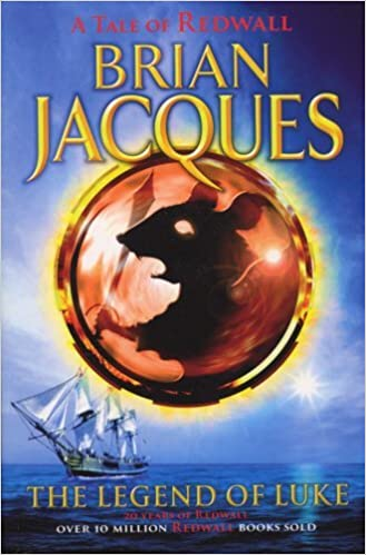 Book The Legend Of Luke (Redwall) by Brian Jacques (2014-09-04)
