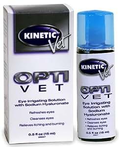 MFR BACKORDER 072216 KineticVet OptiVet Eye Care (0.5 oz)