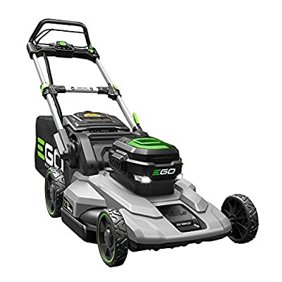 "EGO 21"" 56-Volt Lithium-Ion Cordless Self Propelled Lawn Mower (Battery and Charger Not Included)"