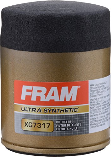 FRAM XG7317 ULTRA Spin-On Oil Filter with Sure Grip (04 Civic Oil Filter compare prices)