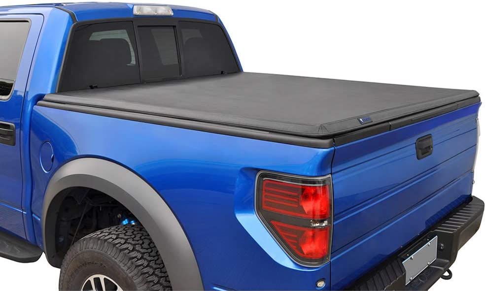 Amazon Com Tyger Auto T3 Soft Tri Fold Truck Bed Tonneau Cover For 1982 2013 Ford Ranger 1994 2010 Mazda B Series Styleside 6 Bed Tg Bc3f1022 Automotive