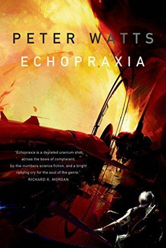 """""""Echopraxia"""" av Peter Watts"""
