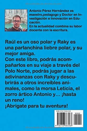 Raúl, un oso muy polar: Aventuras en el Polo Norte Explora el ...