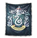 FengHuiCartoon [46'X59'] Thicken Tapestry Throw Blanket, Harry Banner for Kid Gift