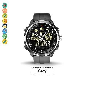 BYBYC Smart Watch para Android/Samsung/iPhone, Activity Fitness Tracker Con IP68 a prueba de agua para Hombres