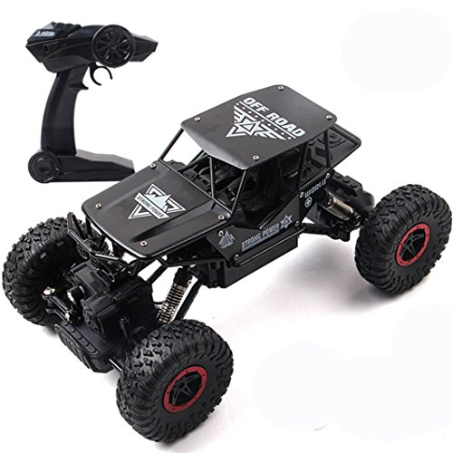MiluoTech Remote Control Car, RC Vehicle 2.4Ghz High Speed Racing Cars Rock Crawler Off Road Cars